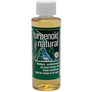 Turpenoid Natural 4-oz Turpentine Substitute