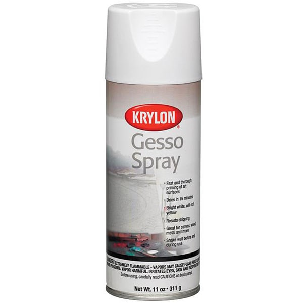 Gesso 11-oz Aerosol Spray
