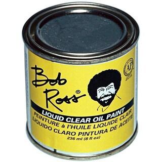 Bob Ross 236ml Clear Oil Paint