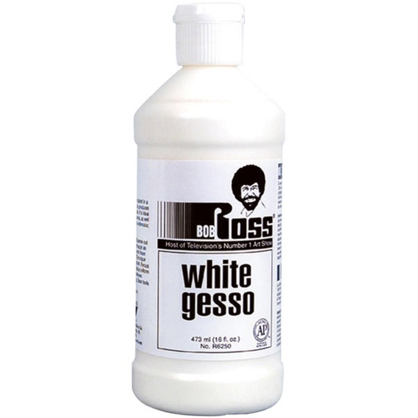 Bob Ross 473ml White Gesso