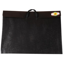 Dura-Tote Classic Black Artist Portfolio (23x31) with Acrylic Coating