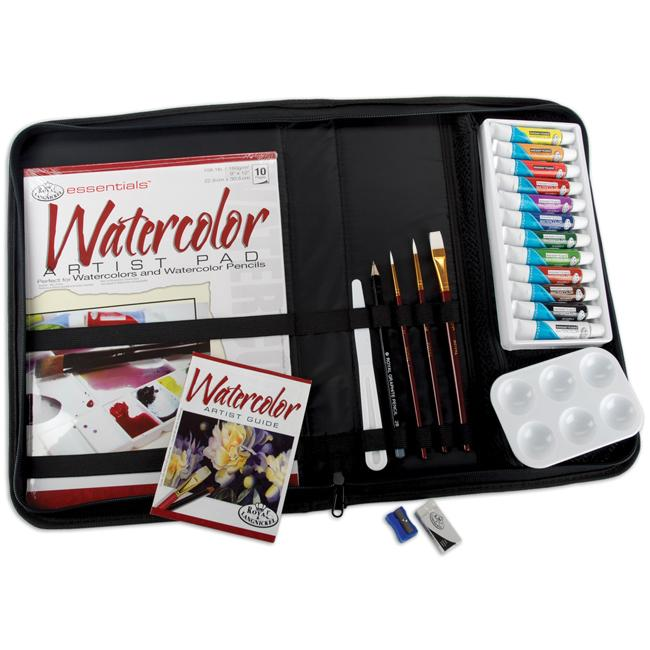 Keep N' Carry Watercolor Art Set