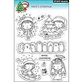 Penny Black 'Mimi's Christmas' Clear Stamp Sheet