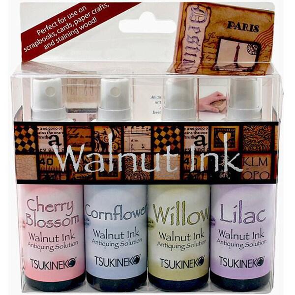 Walnut Ink Sampler II (Pack of 4)