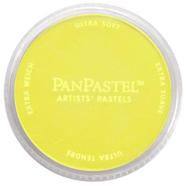 PanPastel Ultra Soft Bright Yellow Green Artist Pastels