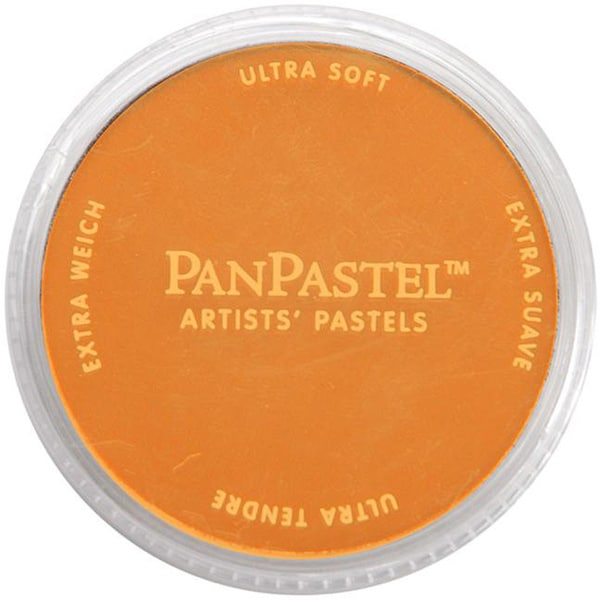 PanPastel Ultra Soft Orange Artist Pastels