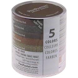 PanPastel Ultra Soft Artist Earthtones Pastel Set