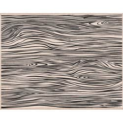 Hero Arts 'Designer Woodgrain' Wood Stamp