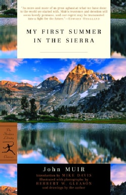 My First Summer in the Sierra (Paperback)