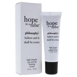 Philosophy: Hope in a Tube Eye and Lip Contour Cream Tube 0.5 oz