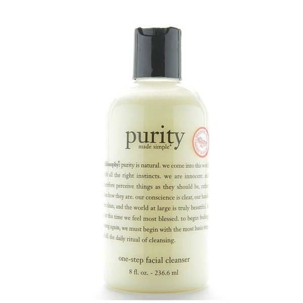 Philosophy Purity Made Simple One-Step 8-ounce Facial Cleanser