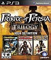PS3 - Prince of Persia Trilogy HD - By Ubisoft