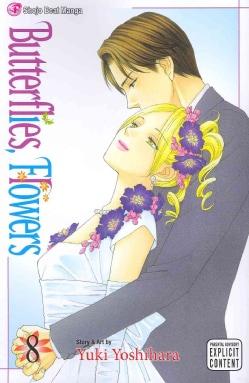 Butterflies, Flowers 8 (Paperback)