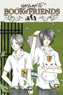 Natsume's Book of Friends 8 (Paperback)