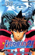 Eyeshield 21 36: Sena Vs. Panther (Paperback)