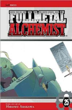 Fullmetal Alchemist 25 (Paperback)