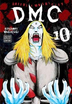 Detroit Metal City 10 (Paperback)
