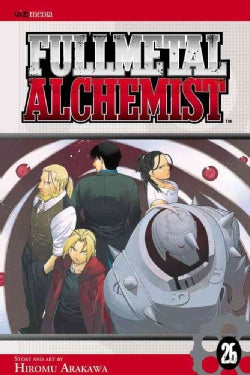 Fullmetal Alchemist 26 (Paperback)