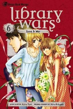 Library Wars 6: Love & War (Paperback)
