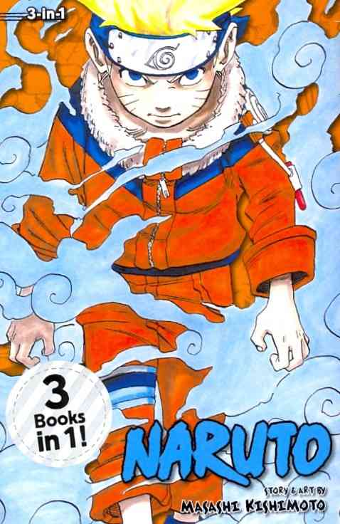 Naruto Omnibus 1 (Paperback)