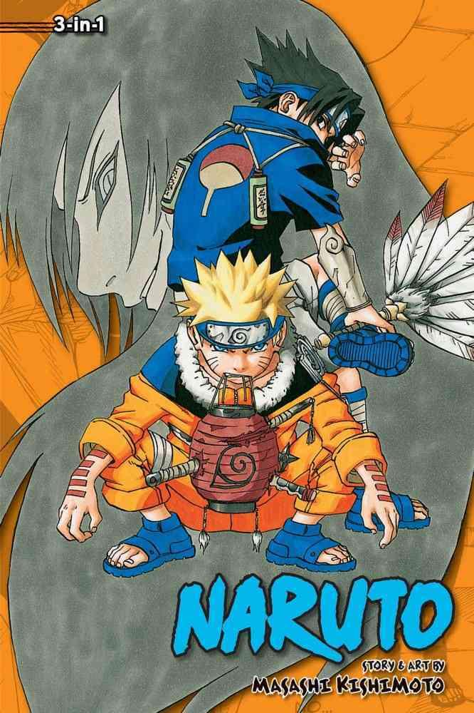 Naruto 7, 8, 9 (Paperback)