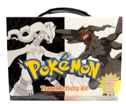 Pokemon Travel Activity Kit (Paperback)