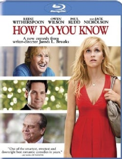 How Do You Know (Blu-ray Disc)