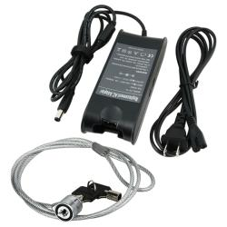 Travel Charger/ Laptop Security Cable for Dell Inspiron 1501