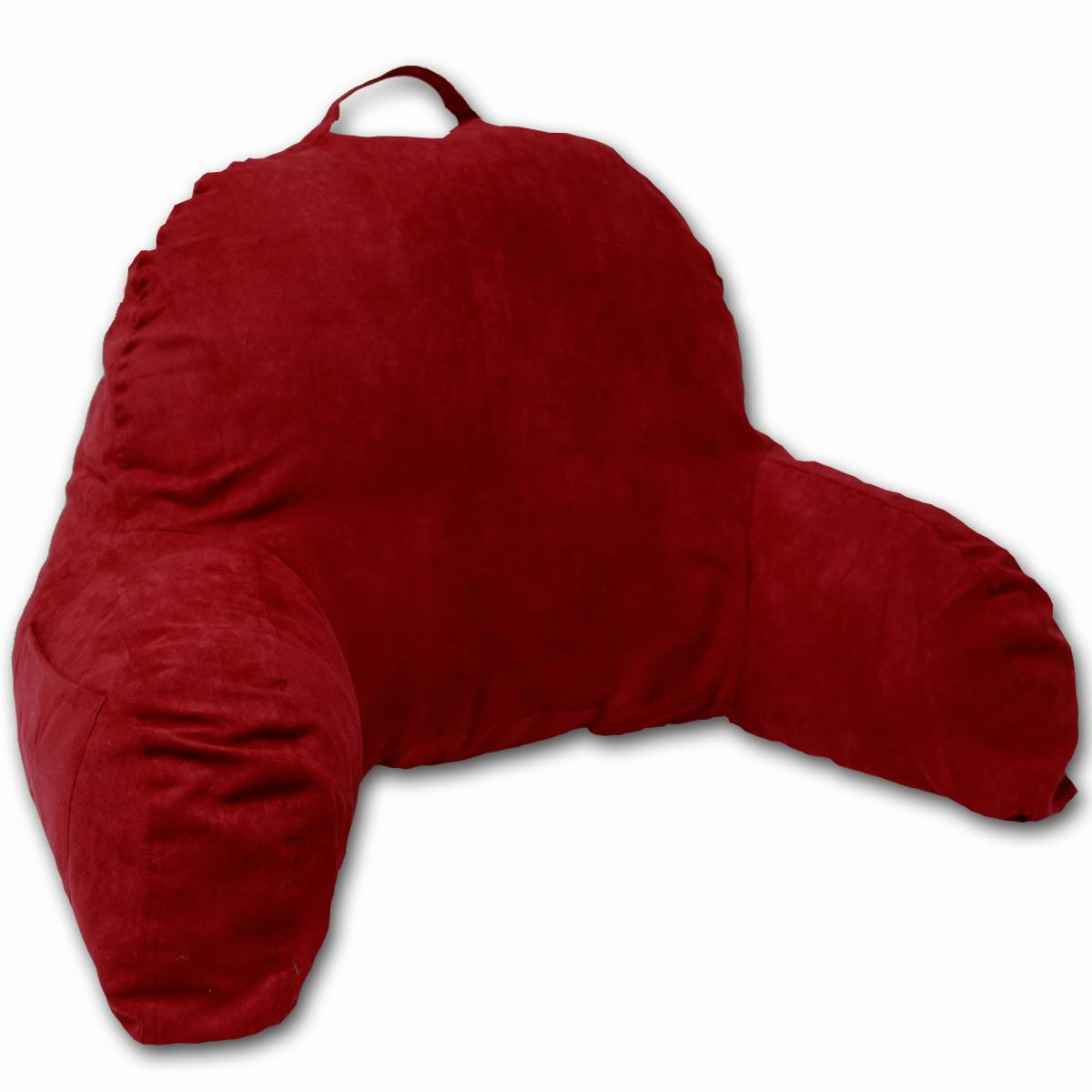 Overstock.com Red Microsuede Bed Rest at Sears.com