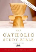 The Catholic Study Bible: The New American Bible (Hardcover)