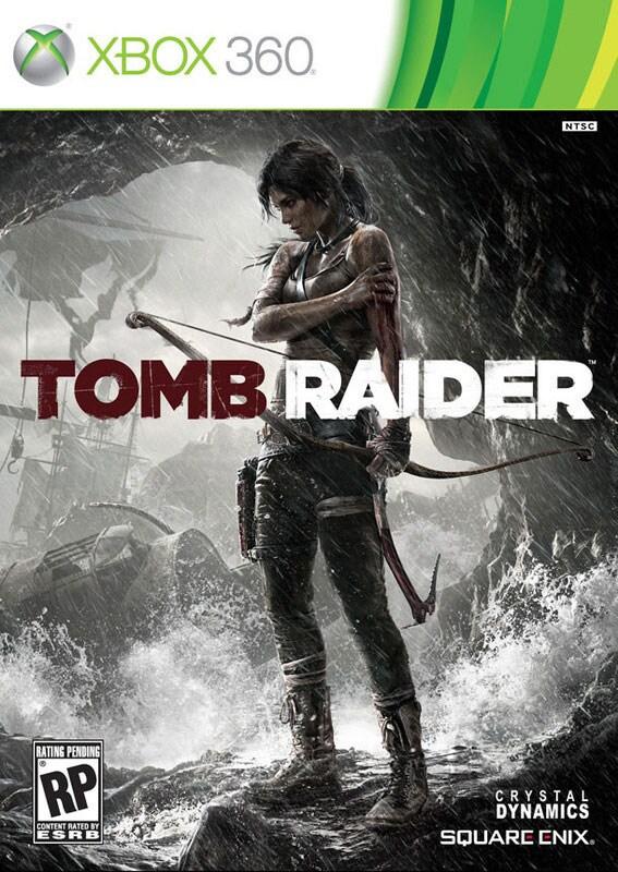 Xbox 360 - Tomb Raider by Square Enix