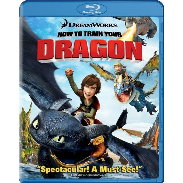 How To Train Your Dragon (Blu-ray Disc) 7657160