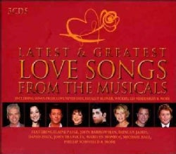 Various - Latest & Greatest Love Songs from Musicals