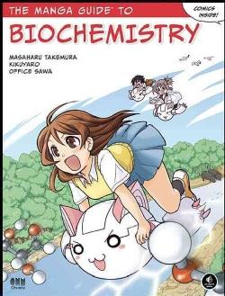 The Manga Guide to Biochemistry (Paperback)
