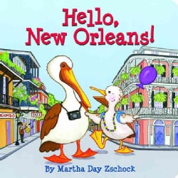 Hello, New Orleans! (Board book)