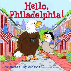 Hello, Philadelphia! (Board book)