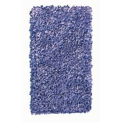 T-shirt Cotton Lavender Shag Rug (4'7 x 7')