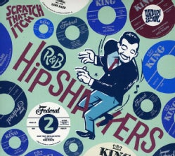 Various - R&B Hipshakers Vol. 2: Scratch That Itch