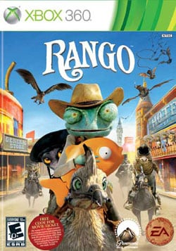 Xbox 360 - Rango - By Electronic Arts