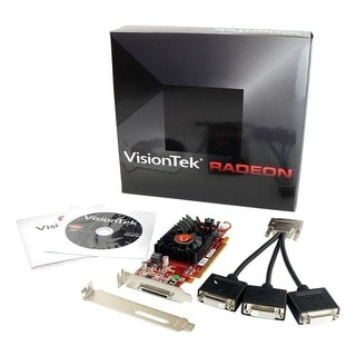 Visiontek 900344 Radeon HD 5450 Graphic Card - 512 MB DDR3 SDRAM - PC