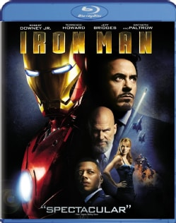 Iron Man (Blu-ray Disc)