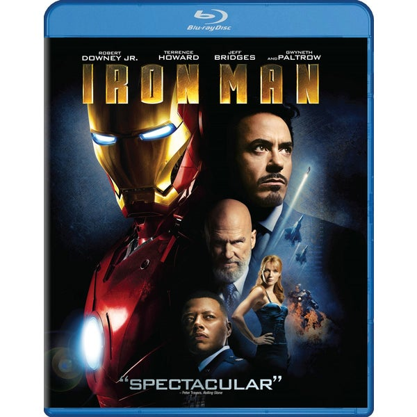 Iron Man (Blu-ray Disc) 7663998