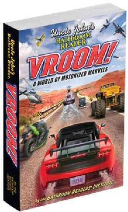 Uncle John's Bathroom Reader Vroom!: A World of Motorized Marvels (Paperback)