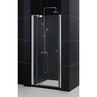 DreamLine Allure 36-43x73-inch Frameless Pivot Shower Door