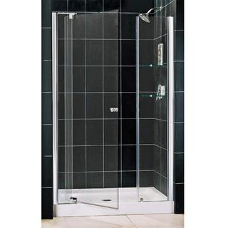 DreamLine Allure 48-55x73-inch Frameless Pivot Shower Door