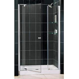 DreamLine Allure 48-55x73-inch Frameless Pivot Shower Door