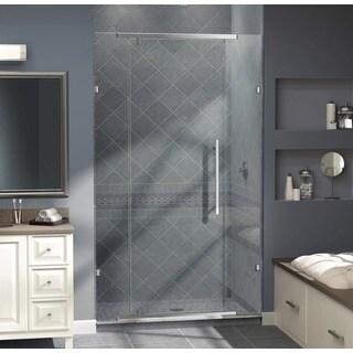 DreamLine Vitreo 46.125x76-inch Frameless Pivot Shower Door