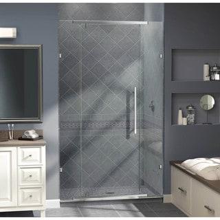 DreamLine Vitreo 58.125x76-inch Frameless Pivot Shower Door