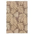 Urban Fashions Hand-tufted Tan Rug (5' x 7'9)
