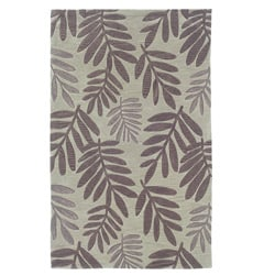 Urban Fashions Hand-tufted Green Rug (9' x 12'9)